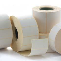 Термотрансферные этикетки бумага